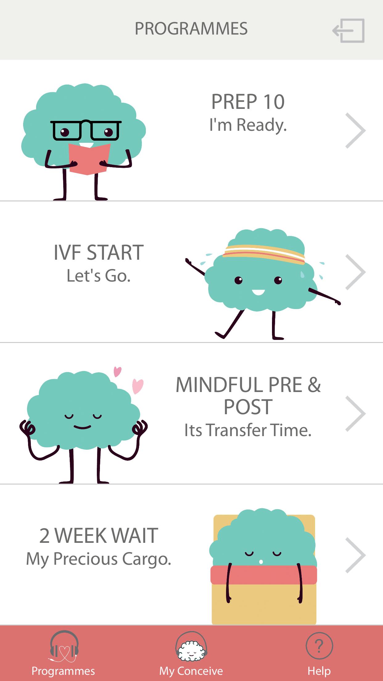 Mindful IVF